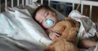 Este bebé murió hace unas semanas en el hospital pero hoy se encuentra sano y salvo
