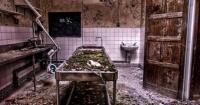 11 morgues y hospitales abandonados que te pondrán los pelos de punta