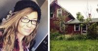 Ella pensaba que la casa estaba abandonada pero lo que había adentro cambió su vida para siempre