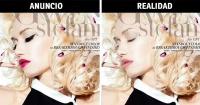 Así serían realmente los anuncios de cosméticos si no usaran exceso de Photoshop