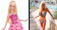 Tiene 5 hijos y ha gastado más de 500.000 de dólares para parecerse a Barbie