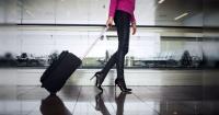 Nunca uses este tipo de zapatos si no quieres ser detenida en el aeropuerto