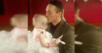 Este hombre se casó con su hija de 16 meses por una triste y trágica razón