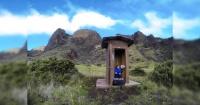 Estos son los 19 baños con las vistas más asombrosas del mundo