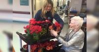 Esta mujer recicla la basura de las bodas para hacer feliz a los ancianos