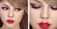 Parece Taylor Swift pero te sorprenderás al saber la verdad de su rostro