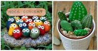 Con estos trucos puedes decorar tu jardín sin gastar un centavo y hacerlo lucir increíble
