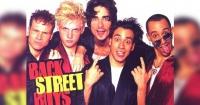¿Te acuerdas de los Backstreet Boys? A qué no te imaginas como lucen hoy