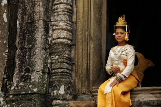 Personas de Camboya