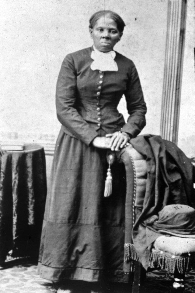 Harriet luchó en contra de la esclavitud.