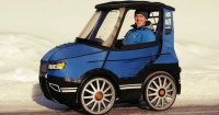 Este chico combinó sus dos medios de transporte favoritos y creó algo sorprendente