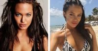 Conoce a Mara Teigen, la doble de Angelina Jolie que causa sensación en Instagram