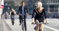 Así premian a los franceses que llegan en bicicleta a sus trabajos