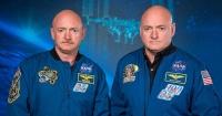 Son gemelos, uno fue al espacio, el otro se quedó en Tierra y así cambiaron sus cuerpos por la gravedad