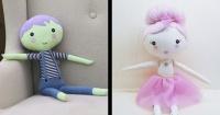 Si compras una de estas muñecas puedes hacer feliz a otro niño