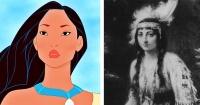 Pocahontas fue de carne y hueso, y esto fue lo que le sucedió en la vida real