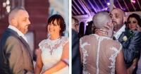 En plena boda, esta novia se rapó el pelo en un gesto de amor incondicional