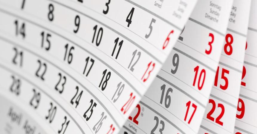 El año podría tener 13 Meses y el domingo ser el 1er Día