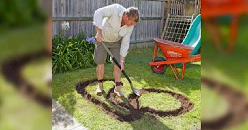 Con este simple juego que puedes hacer en tu jardín, tu hijo no ...