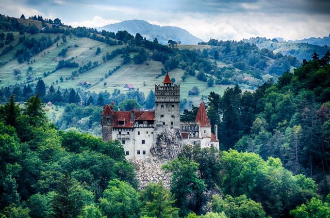 Castillos de Rumania