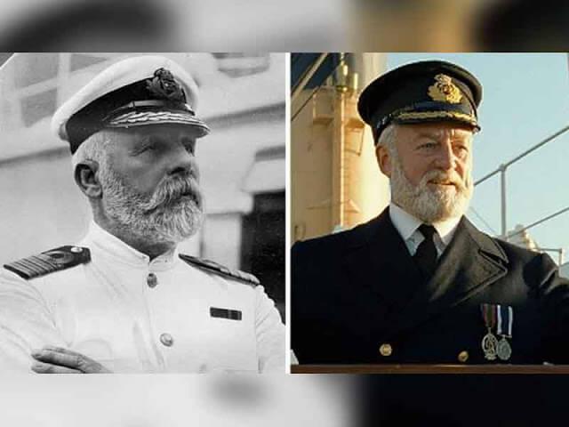 titanic capitán