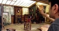 Tardó más de 9 meses en construir esta maravilla en miniatura y recrear el año 1900