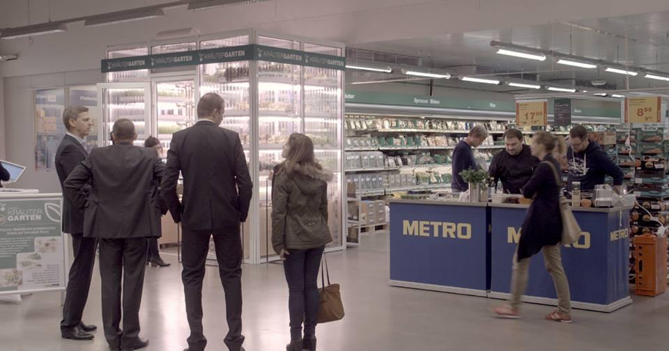 La revolucionaria idea en el supermercado Metro