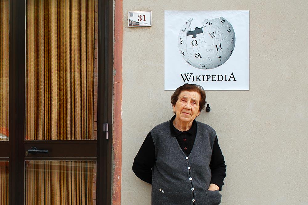 Wikipedia es la biblioteca