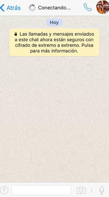 Video eliminado de WhatsApp