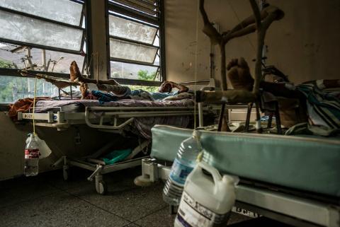 Pacientes de traumatología