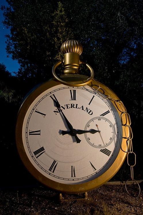 Reloj de Neverland