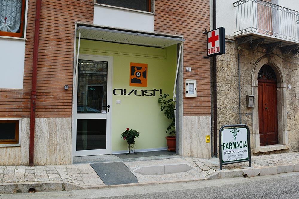 La farmacia Avast