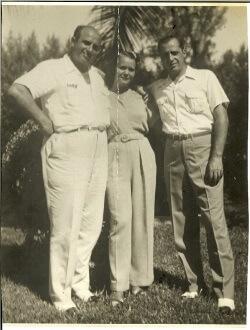 Al Capone y Mae Capone