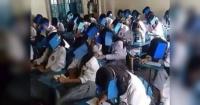Esta escuela de Filipinas tiene un drástica forma para evitar que sus estudiantes copien
