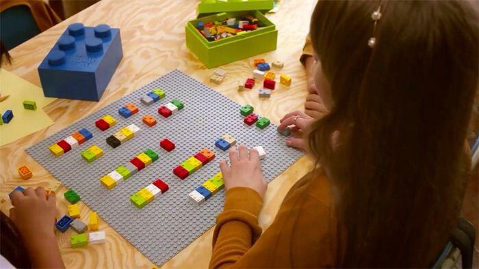 Crean Piezas de Lego que ayudan a los ciegos, gran proyecto