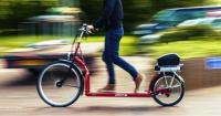 Esta innovadora bicicleta te llevará a donde quieras sin tener que pedalear