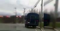 Un niño de 12 años se robó el autobús de la escuela y esto fue lo que hizo