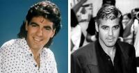 En su cumpleaños 55: las fotos que George Clooney quisiera hacer desaparecer