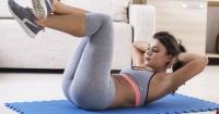 Tres ejercicios básicos que te ayudarán a mantenerte en forma sin gastar ni un centavo