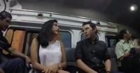 Le confiesa que le fue infiel con su amigo y así reaccionan los pasajeros del bus