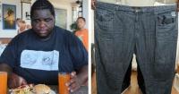 Terminaron con él en San Valentín por su peso: bajó 138 kilos y su cambio te sorprenderá