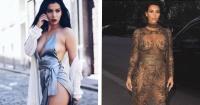 La sensual doble croata de Kim Kardashian que causa furor en Instagram