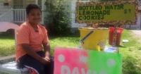 Tiene solo 9 años y recaudó 14 mil dólares vendiendo limonada por la razón más dulce