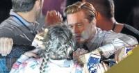 Así es como Brad Pitt salvó a una niña de ser aplastada por sus fanáticos