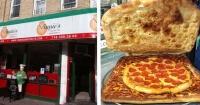 La genial invención de una pizzería que cambiará para siempre la forma de comer pizza