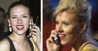 Por esta razón los famosos están volviendo a usar los viejos teléfonos con tapa