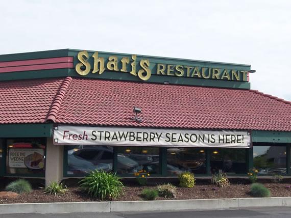 Restaurante Sharis