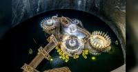 No podrás creer lo que construyeron en esta ex mina de sal. Es ¡IMPRESIONANTE!