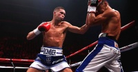 Comenzó interpretando el papel de boxeador y ahora es campeón mundial