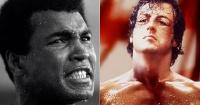 El día en que Muhammed Ali se enfrentó a Rocky Balboa